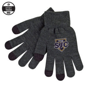 SJC texting gloves.