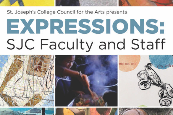 'Expressions' Art Gallery Features St. Joe's Faculty and Staff